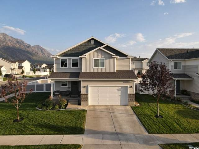 59 W 860 N, Santaquin, UT 84655 (MLS #1703418) :: Lookout Real Estate Group