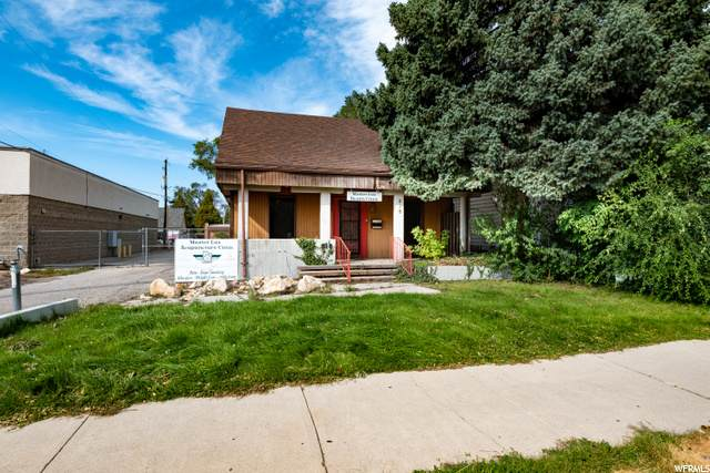 818 26TH St, Ogden, UT 84401 (#1703419) :: Doxey Real Estate Group