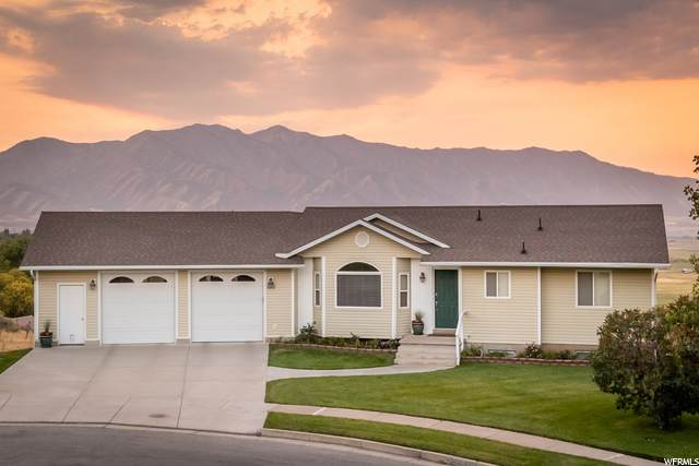 670 E 380 N, Hyrum, UT 84319 (#1703427) :: Powder Mountain Realty