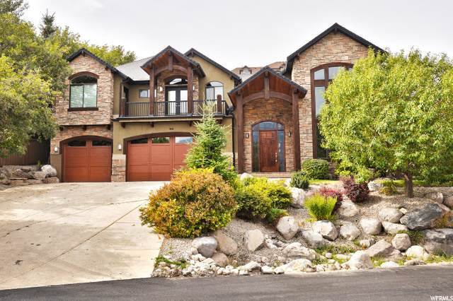 14836 S Oak Bluff Pl, Draper, UT 84020 (#1703441) :: Big Key Real Estate