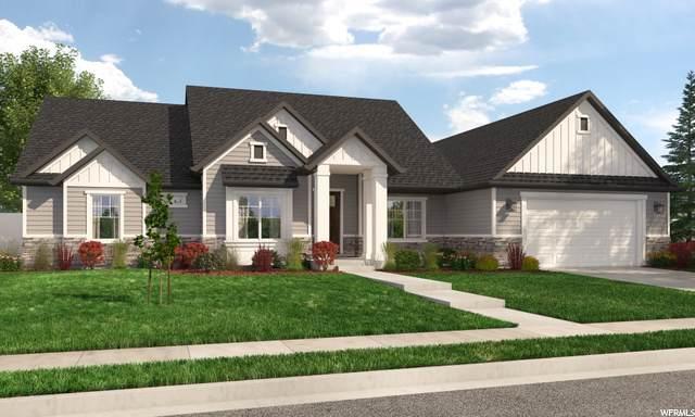 2272 W Santa Fe Dr Dr, Mapleton, UT 84664 (#1703452) :: Big Key Real Estate
