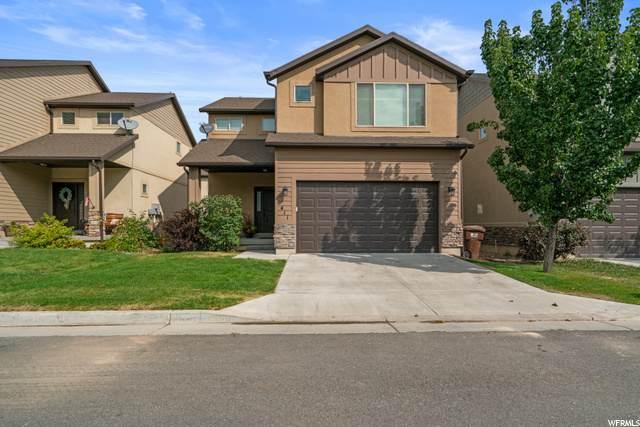 411 E Kelsey View Ln E, Salt Lake City, UT 84115 (#1703475) :: The Fields Team