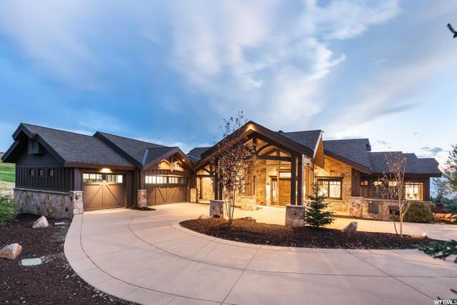 7516 Fiddlers Hollow, Park City, UT 84098 (#1703480) :: Exit Realty Success
