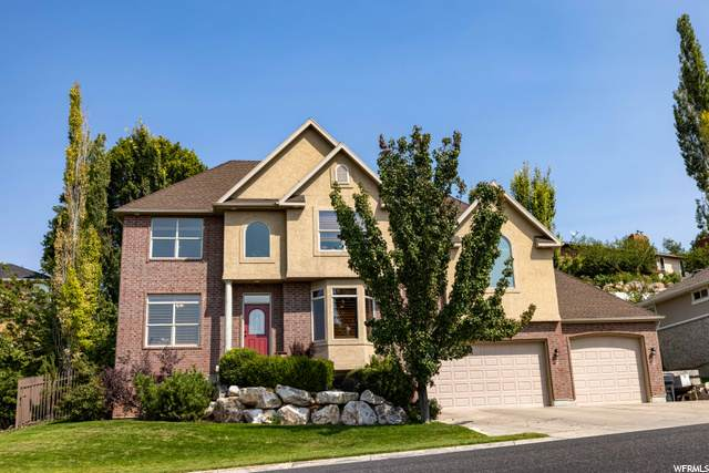 736 E Edgewood Dr, South Ogden, UT 84403 (#1703481) :: McKay Realty