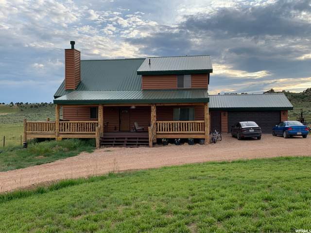 46845 W Thunder Rd, Fruitland, UT 84027 (#1703482) :: Exit Realty Success