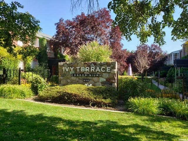 450 E 100 S #18, Salt Lake City, UT 84111 (#1703484) :: Utah Best Real Estate Team | Century 21 Everest