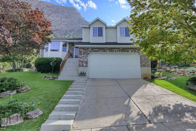 824 Avalon Hills Dr, Ogden, UT 84404 (#1703485) :: Gurr Real Estate