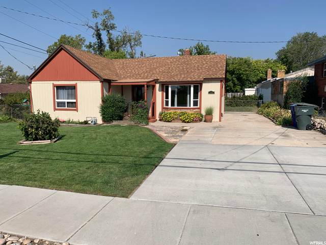 788 E North St N, Ogden, UT 84404 (#1703492) :: Big Key Real Estate
