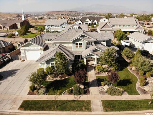 2285 E 3910 S, St. George, UT 84790 (#1703493) :: Gurr Real Estate