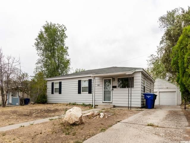 4431 W 5740 S, Salt Lake City, UT 84118 (#1703527) :: Big Key Real Estate