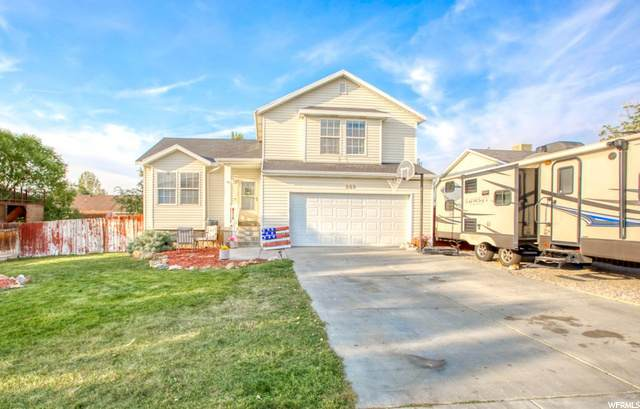 389 E 700 N, Tooele, UT 84074 (#1703539) :: Powder Mountain Realty