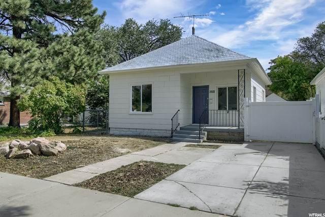 2022 S Jefferson Ave, Ogden, UT 84401 (#1703548) :: Big Key Real Estate