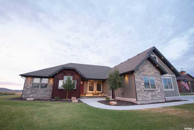 834 W Spruce Way, Francis, UT 84036 (#1703550) :: Doxey Real Estate Group