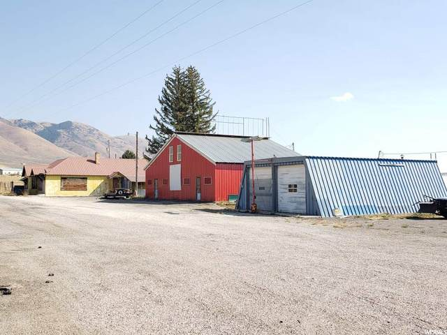 30 Hwy 30, Cokeville, WY 83114 (#1703553) :: Doxey Real Estate Group