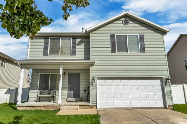 271 Spanish Fields Dr, Spanish Fork, UT 84660 (#1703562) :: Doxey Real Estate Group