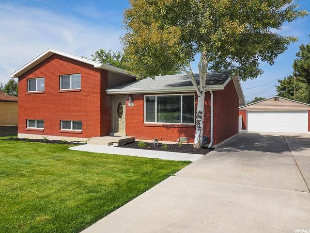 671 E Greenwood Ave S, Midvale, UT 84047 (#1703563) :: Exit Realty Success