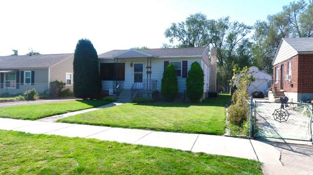 341 N 1200 W, Salt Lake City, UT 84116 (#1703584) :: McKay Realty