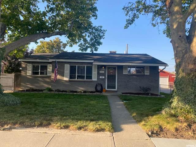 4586 W 5255 S, Salt Lake City, UT 84118 (#1703588) :: Big Key Real Estate