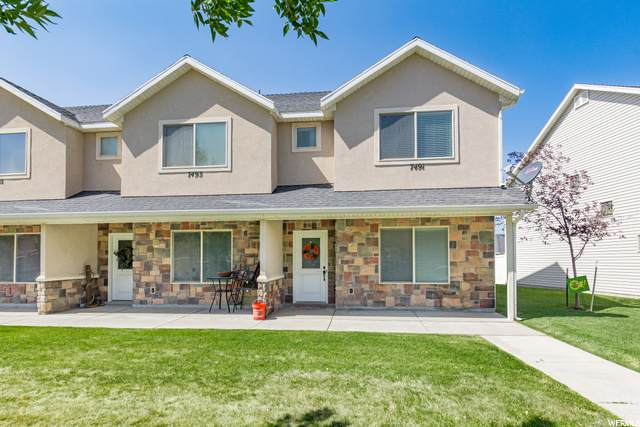 7491 S Sandalwood Dr, South Weber, UT 84405 (#1703589) :: Exit Realty Success
