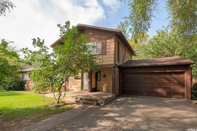 6080 Linden Way, Holladay, UT 84121 (#1703592) :: Big Key Real Estate