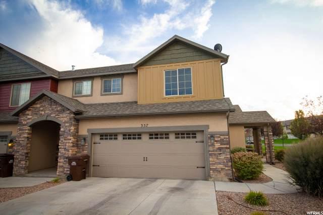 357 E Seagull Ln, Saratoga Springs, UT 84045 (#1703598) :: Doxey Real Estate Group