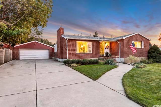 222 E 2450 S, Bountiful, UT 84010 (#1703606) :: The Fields Team