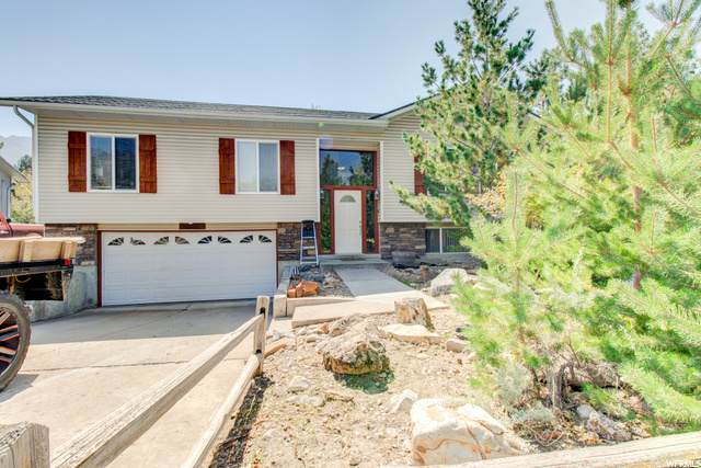 3454 E Kings Hill Dr S, Cottonwood Heights, UT 84121 (#1703608) :: Big Key Real Estate