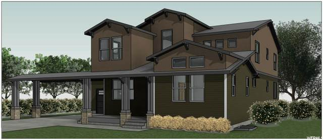 3501 S Meadowlark Ln #2, Saratoga Springs, UT 84045 (#1703615) :: Exit Realty Success