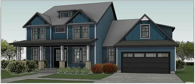 3521 S Meadowlark Ln #4, Saratoga Springs, UT 84045 (#1703617) :: Exit Realty Success