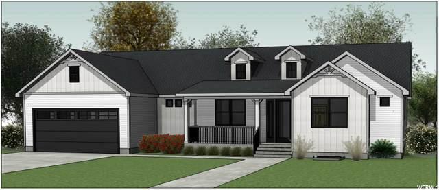 3523 S Meadowlark Ln #13, Saratoga Springs, UT 84045 (#1703623) :: Exit Realty Success