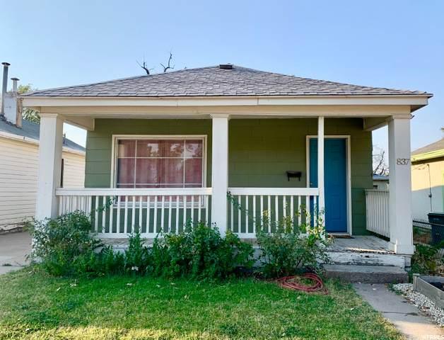 837 E 20TH St S, Ogden, UT 84401 (#1703626) :: Bustos Real Estate | Keller Williams Utah Realtors