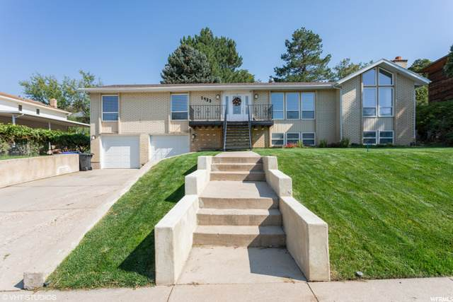 1433 E Seville Way S, Bountiful, UT 84010 (#1703628) :: Gurr Real Estate