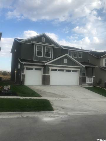 312 W Rock Creek Way S #11201, Saratoga Springs, UT 84045 (#1703634) :: Doxey Real Estate Group