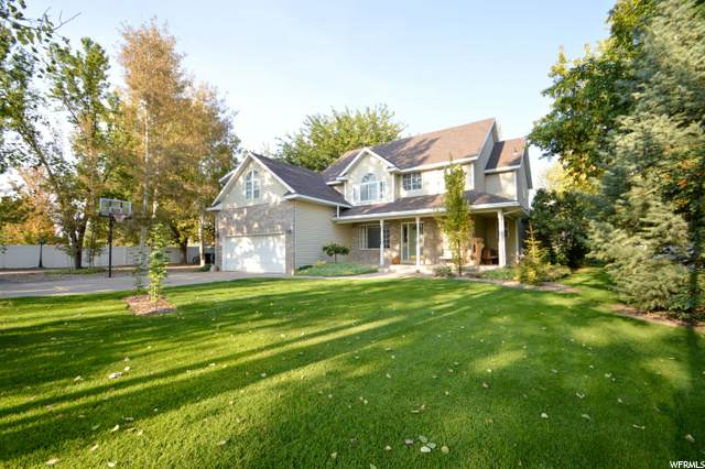 711 S Angel St, Kaysville, UT 84037 (#1703647) :: Big Key Real Estate