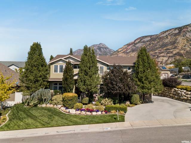 1595 E 350 S, Pleasant Grove, UT 84062 (#1703655) :: Gurr Real Estate