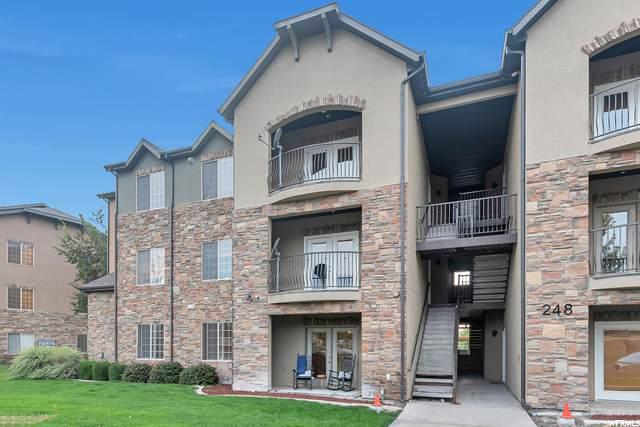 248 S 550 W C1, Springville, UT 84663 (#1703662) :: Big Key Real Estate