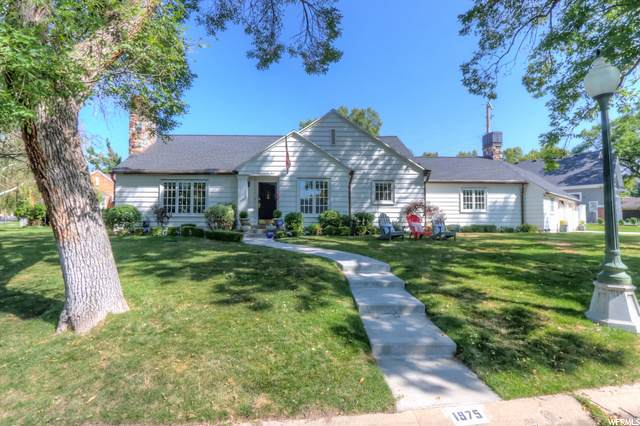 1975 E Sheridan Rd, Salt Lake City, UT 84108 (#1703680) :: The Fields Team
