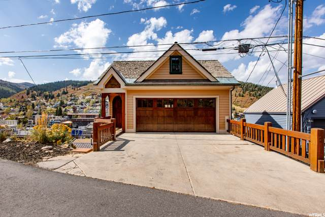 329 Ontario Ave, Park City, UT 84060 (#1703686) :: RE/MAX Equity