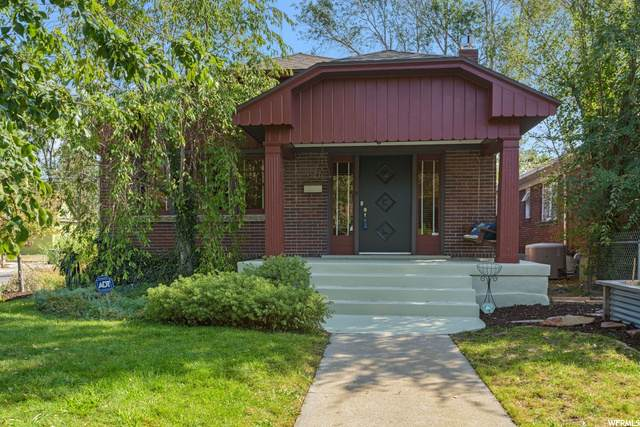 1577 S 900 E, Salt Lake City, UT 84105 (#1703707) :: RE/MAX Equity