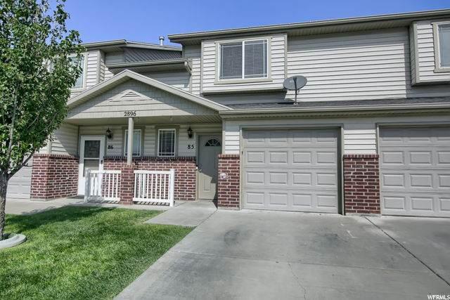 2896 W 3965 S 85B, West Haven, UT 84401 (#1703717) :: Big Key Real Estate