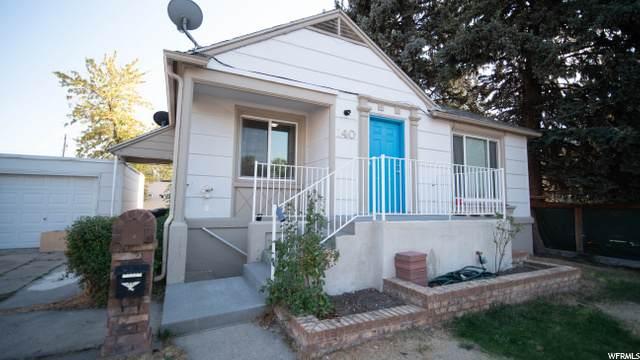 140 E 300 S, Springville, UT 84663 (#1703753) :: Big Key Real Estate