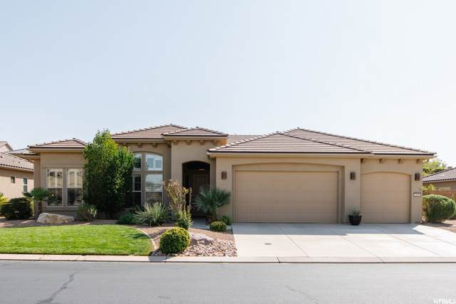 2069 W Ancestor Point Cir, St. George, UT 84790 (#1703760) :: McKay Realty