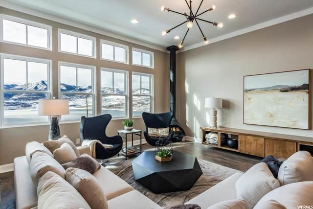 392 E Overlook Loop #32, Hideout, UT 84036 (MLS #1703775) :: High Country Properties