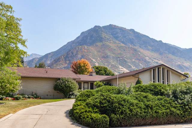 2466 N 930 E, Provo, UT 84604 (#1703780) :: Colemere Realty Associates