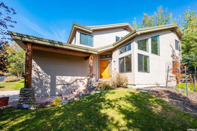 4106 Rasmussen Rd, Park City, UT 84098 (#1703797) :: RE/MAX Equity