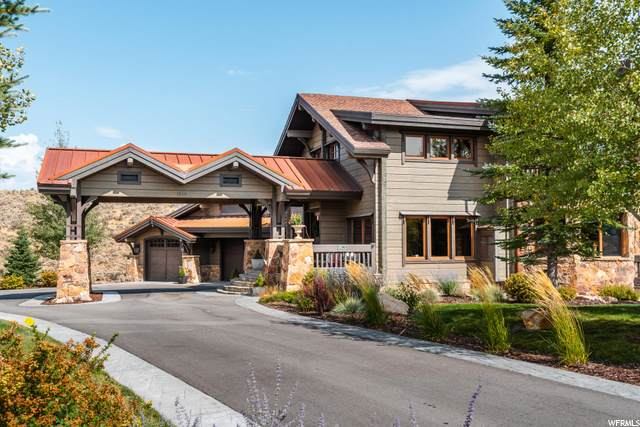 2543 E Westview Trl, Park City, UT 84098 (#1703816) :: Doxey Real Estate Group