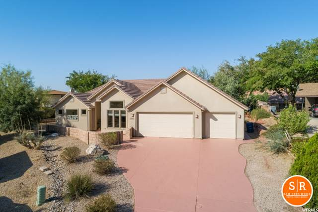 2777 S Tobin Cir, St. George, UT 84790 (#1703860) :: Powder Mountain Realty