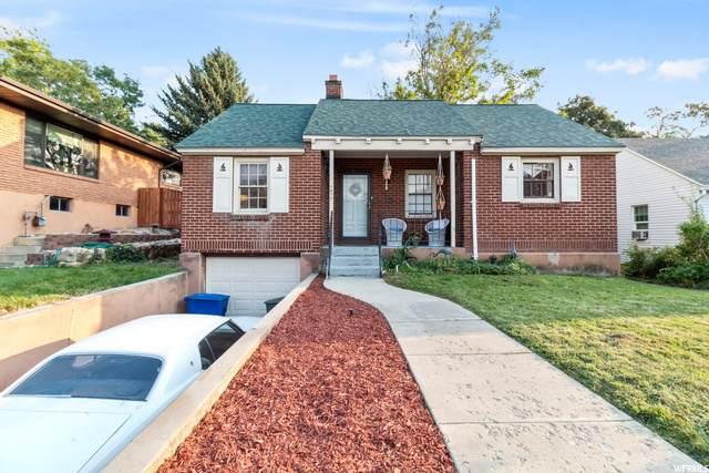 1417 E 28TH St S, Ogden, UT 84403 (#1703872) :: Bustos Real Estate | Keller Williams Utah Realtors