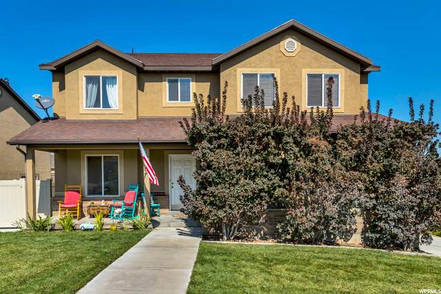 192 W Cooper Ave, Saratoga Springs, UT 84045 (#1703882) :: The Fields Team
