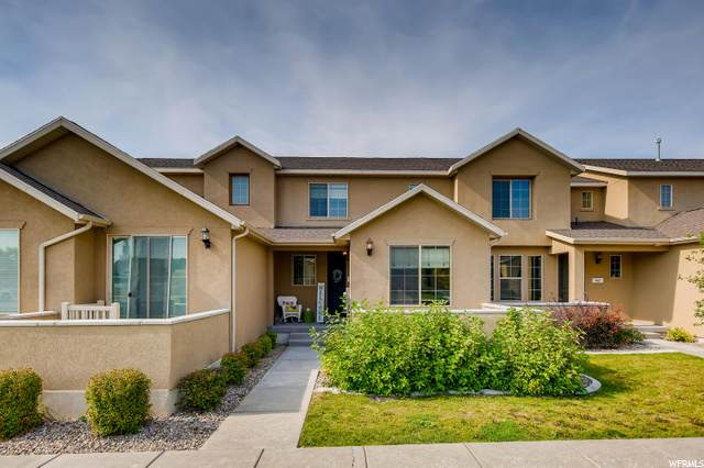 358 E Vancott Way, Stansbury Park, UT 84074 (#1703898) :: Bustos Real Estate | Keller Williams Utah Realtors